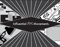Influential Art Movements Book & Promo