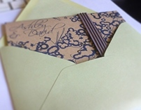 Thompson-Roden Wedding Invites