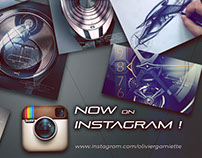 Now on instagram