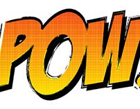 Pop Typography
