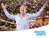 Cawley Nea TBWA - Dublin • Electric Ireland