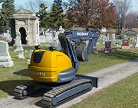 RC Mini Excavator