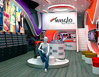 Masglo Bogotá - Flagship Store Design
