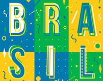 Brazil identity. Medellín Book Festival 2017.