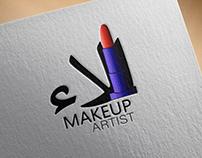 Alaa makeup artist logo