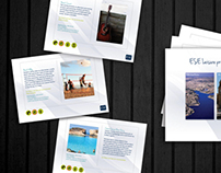ESE 2012-13 Advertising Material