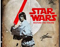 star wars tribute.