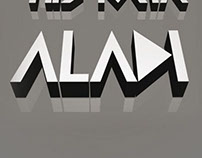 Typographic Projects ALADI NEW