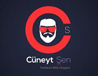 Cüneyt ŞEN Logo