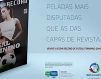 Anúncio - Record