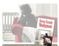 Lançamento livro Sueva Casati Modignani