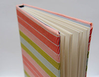 Hand Made Sketch Book