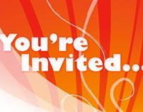 Go Red For Women Leadership Breakfast Invite