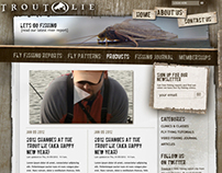Troutlie Website