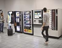Luchà - the friendly tea Vending Machine