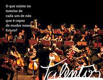Campanha 1 ano Orquestra Vale Música