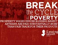 Blessing Basket Poster
