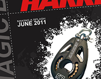 Harken Black Magic Racing Blocks Project
