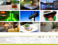Modern Hotel Website
