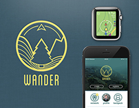 Wander: Social Hiking App