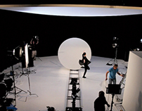 Serien Lighting Making Of