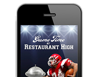 Restaurant High event