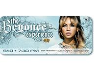 Beyonce Flash Ad