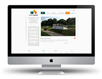 Boxxseats Web Design