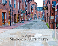 Portland Seafood Authority website