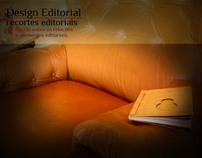 Recortes Editoriais - Editorial Design