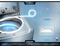 Concept Motion Graphics – In Store Kiosk Whirlpool Corp
