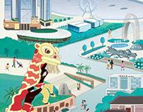 ShenZhen BaoAn culture poster