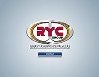 WEB RYC