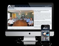 Revêtements Agro: branding, web development +