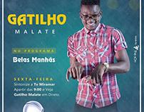 Gatilho Malate - Cover