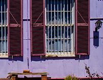Fachadas Cerro Alegre-Valparaiso