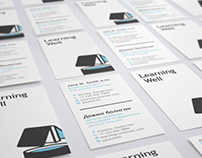 Learning Well Branding