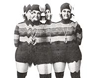 Scanography 4 / Vintage Knitwear