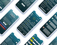VELA App UX/UI Design