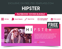 15 FREE HIPSTER FACEBOOK COVER BUNDLES