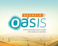 Desafio Oásis - EMS   Conceito