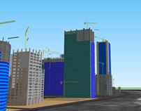 Punta Colonet 3D (Project)