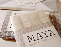 Maya Chocolates - Packaging Design