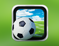 App Icon Design - Soccer