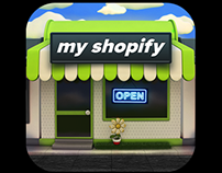 App Icon Design - My Shopify