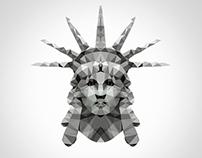 Polygon Heroes - Liberty