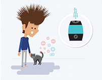 Honeywell: Static Electricity Infographic