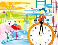 株式会社カミネ企業カレンダー