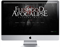 Website Project - Fleshgod Apocalipse