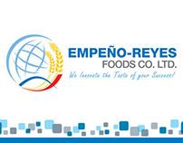Empeno-Reyes Foods Co. Ltd. Corporate Branding